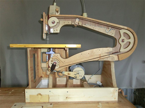 Home Woodworking Free Scroll Saw Wooden Gear Clock Plans Pictures to ...
