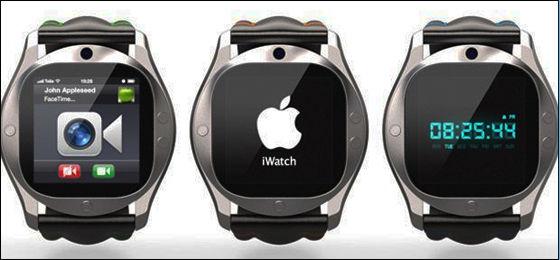 Apple разрабатывает «умные часы»