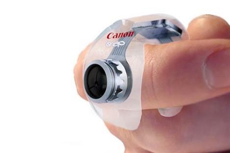 Необыкновенные фотоаппараты: картонные, пальчиковые и из… Лего