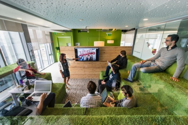 офис google фото в америке