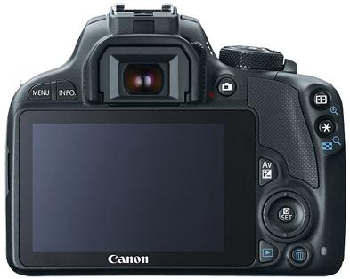 Canon EOS 100D (Rebel SL1) - самая компактная зеркалка (7 фото)