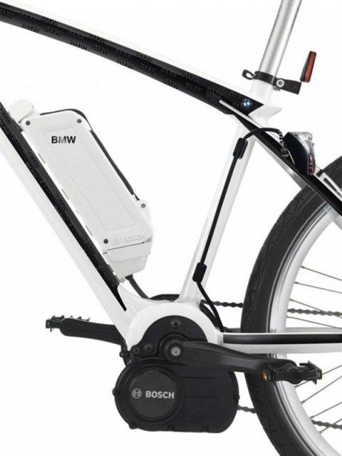 Велосипед bmw фото 5