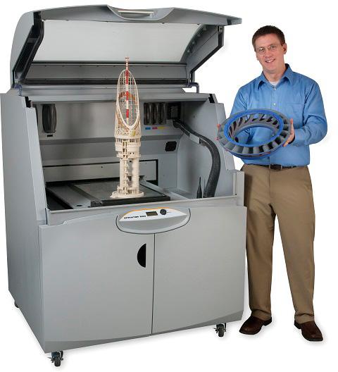 3d принтер оставит токарей без работы 8