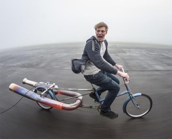 Как сделать тюнинг велосипеда видео