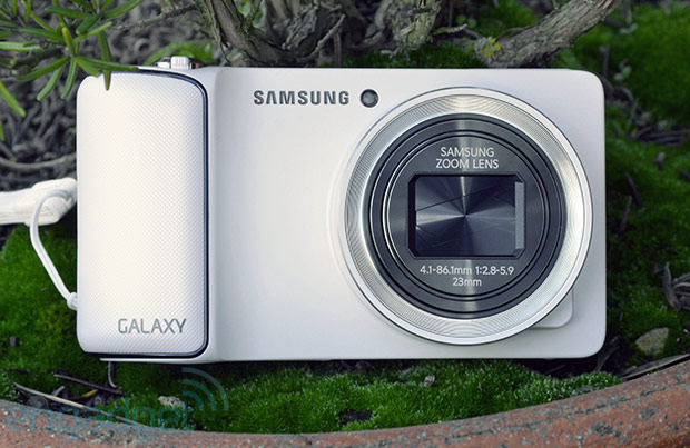 Samsung Galaxy Camera 2 на платформе Android