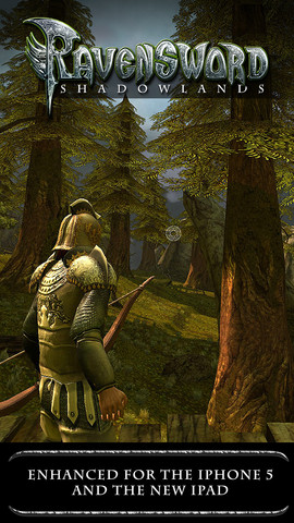 Ravensword: Shadowlands 1.1 Экшн-RPG с отличной 3D-графикой