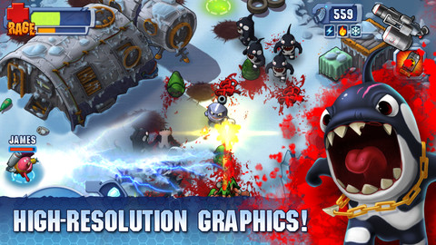 Monster Shooter 2: Back to Earth 1.0.537. Аркада