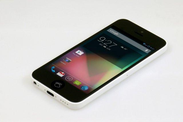 Стартовали продажи бюджетного iPhone на базе Android
