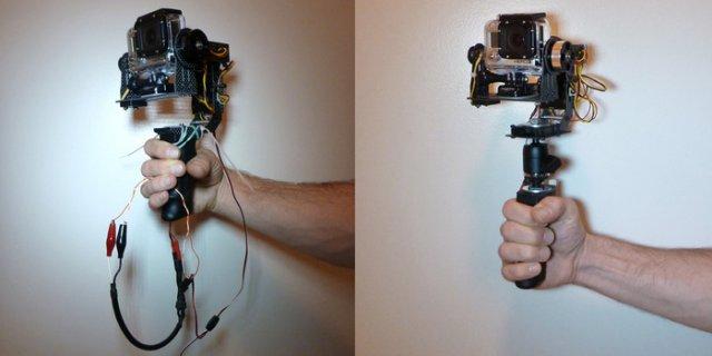 Стабилизатор для камеры GoPro / Новое железо