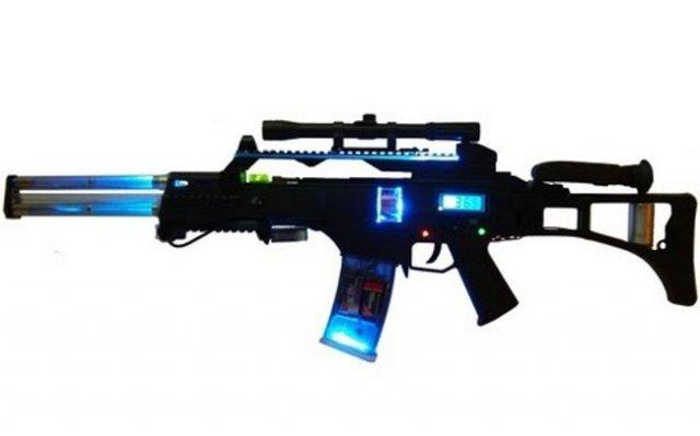 Фантастическая пушка Гаусса