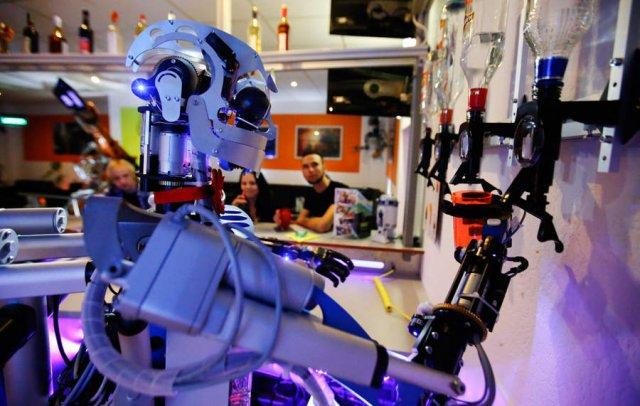 Робот-бармен
