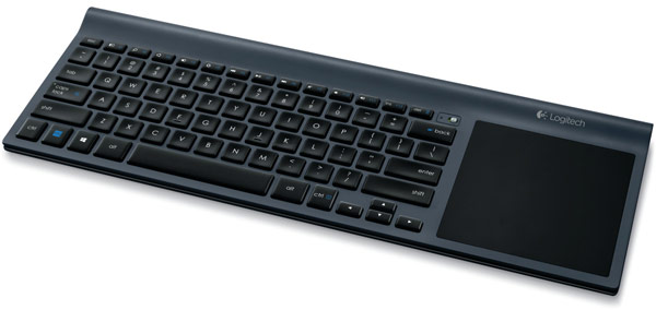 Logitech TK820 - клавиатура с тачпадом
