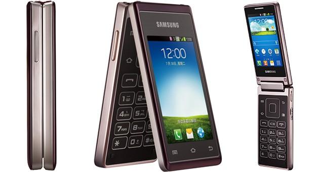 Samsung Hennessy - смартфон-раскладушка с четырехъядерным процессором (16 фото)