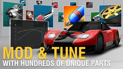 Fueled Racing 1.1.1 Стритрейсинг