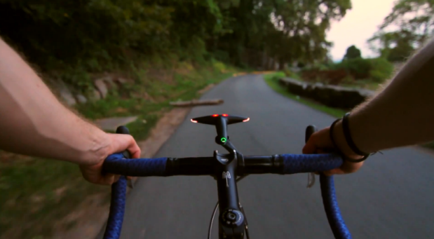 Hammerhead - велонавигатор на основе диодов (видео)