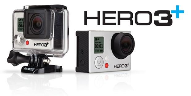Камера GoPro HD Hero3 стала меньше, легче, умнее