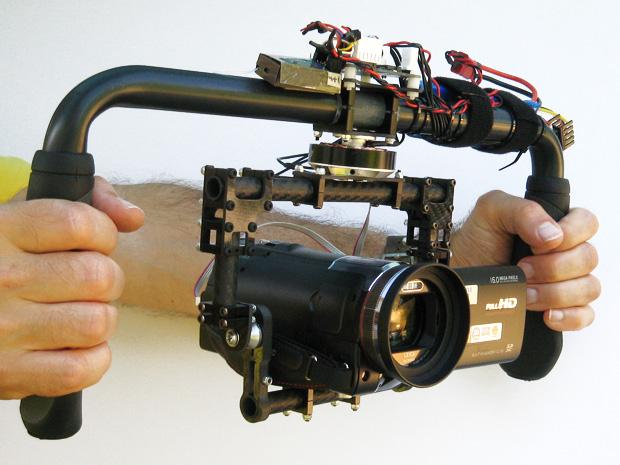 Стабилизаторы камеры своими руками