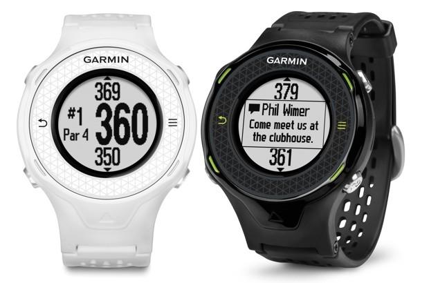 Approach S4 - умные часы для игроков в гольф от Garmin (видео) e93f24cfa7669