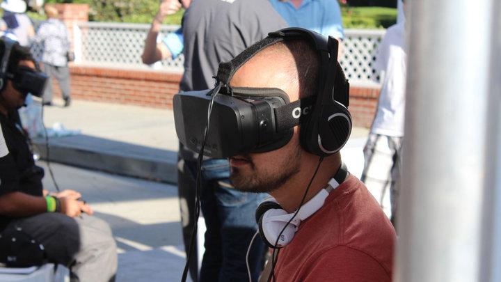 Шлем очки виртуальной реальности oculus rift защита от падения жесткая фантом недорого