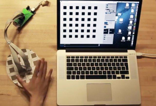 Новое поколение сенсорных интерфейсов (видео)