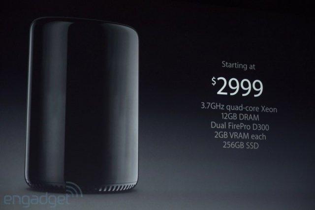 Новейший ПК от Apple (11 фото + видео)