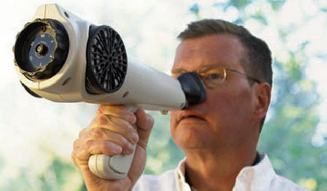 прибор для определения запаха изо рта