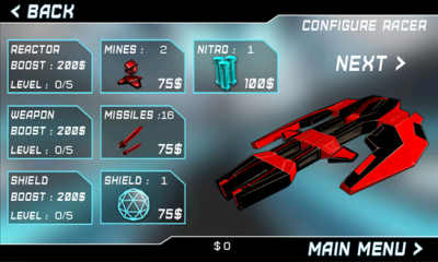 StarShip Racers 1.1.1.0 Гонки