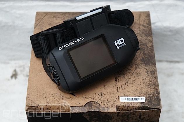 Новое железо: Экшн-камера Ghost S от компании Drift Innovations