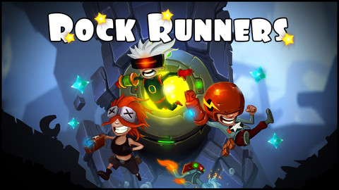 Rock Runners 1.3.4 Аркада