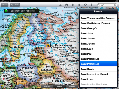 National Geographic World Atlas 3.4 Атлас мира