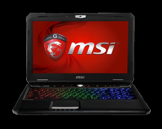 Первый геймерский ноутбук с разрешением дисплея 2880 × 1620