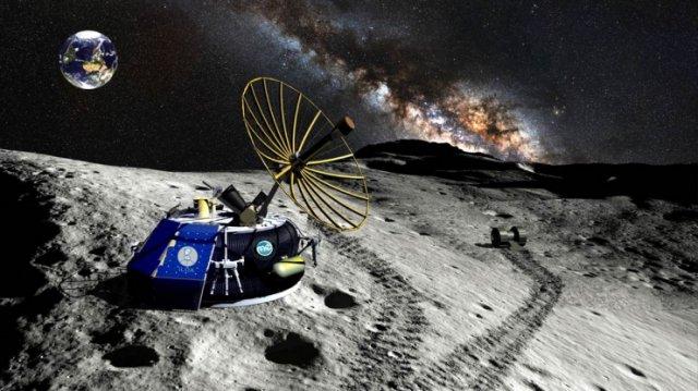 Moon Express собирается открыть новую эру освоения Луны (видео)