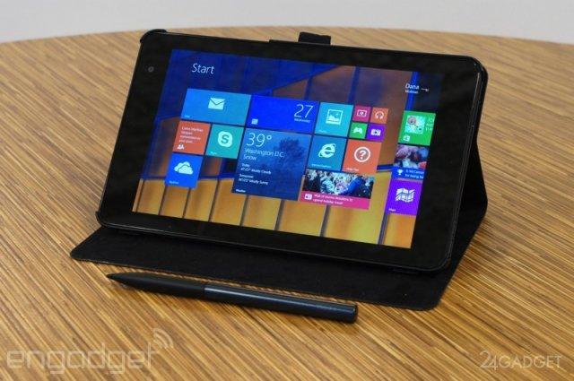 Обзор Dell Venue 8 Pro (15 фото)