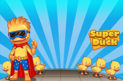 Super Duck: The Game 1.1.12 Головоломка