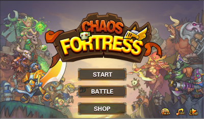 Chaos Fortress 1.0.6 Стратегия