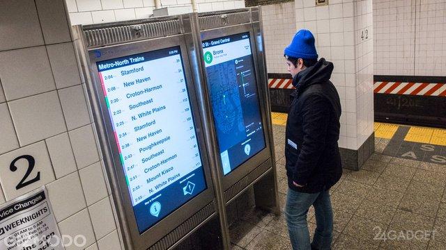схемы метро в Нью-Йорке (2