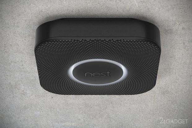 Обзор современного датчика дыма Nest Protect