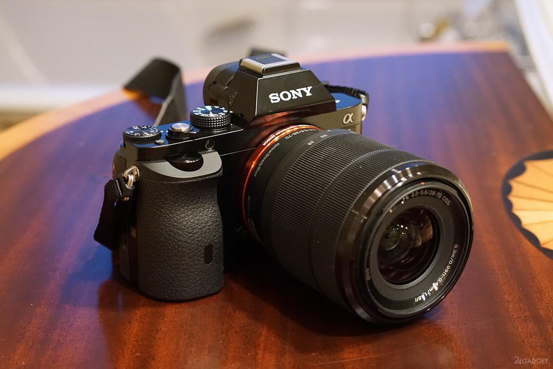 Обзор первой полнокадровой беззеркальной камеры Sony А7