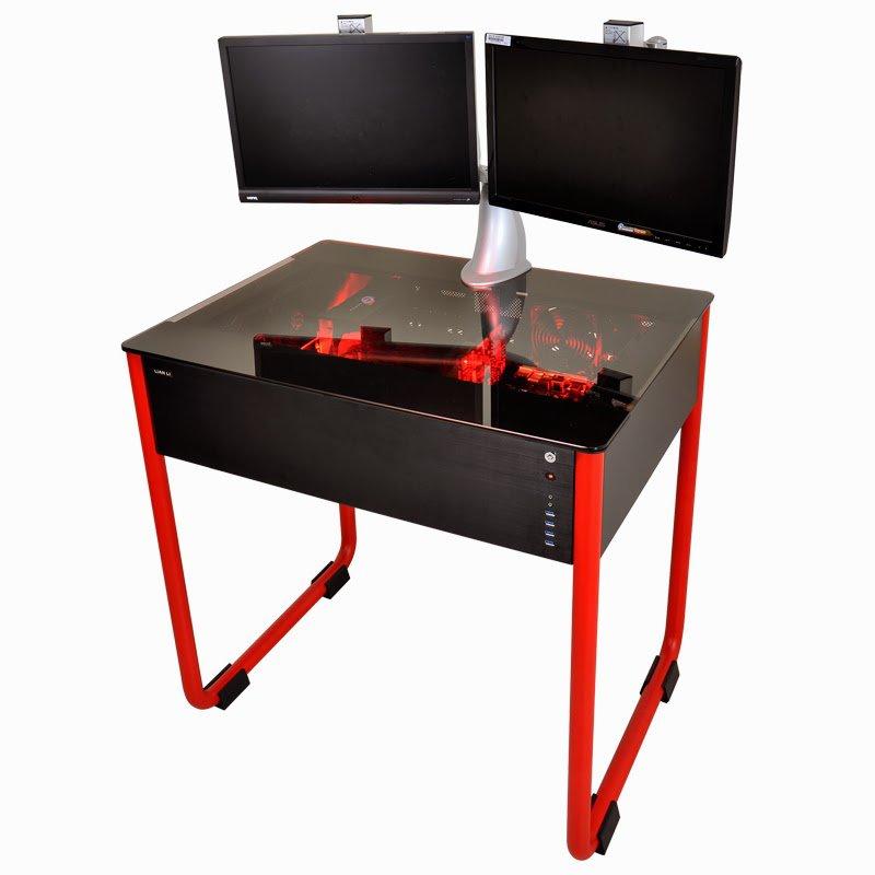 Компьютерный стол с размер