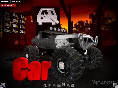 Uber Racer 3D Monster Truck Nightmare 1.0 Гонки