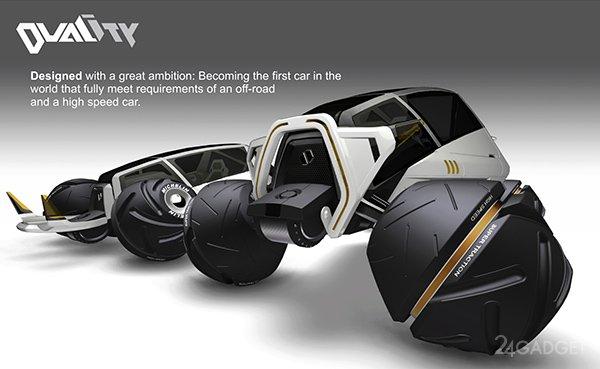 концепт автомобиля