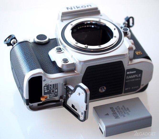 самоделки из цифрового фотоаппарата данной