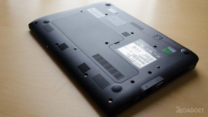 Обзор Toshiba Satellite NB15t - компактного ноутбука с Windows 8