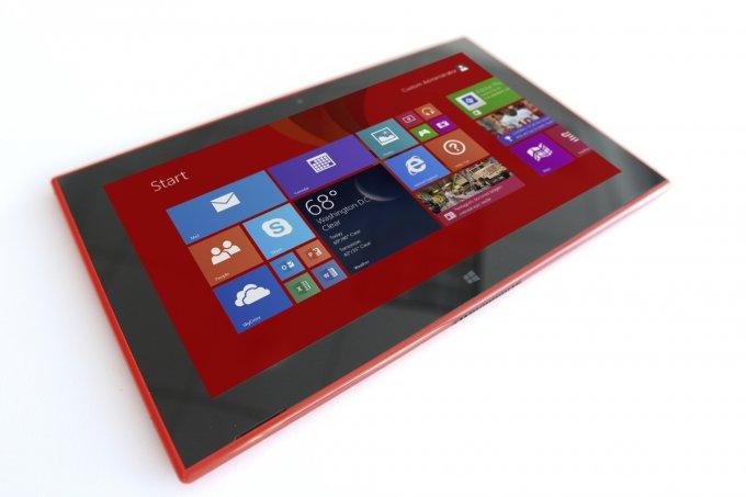 Обзор планшетного компьютера Nokia Lumia 2520