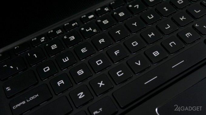 Обзор тонкого игрового ноутбука Schenker XMG C703