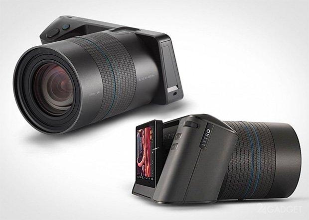 Предварительный обзор новой, более мощной камеры Lytro 1398244506_24gadget-lytro_illum-main