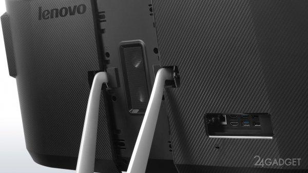 Обзор нового широкоформатного моноболока от Lenovo