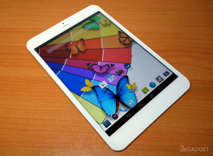iPad mini на Android - обзор планшета bb-mobile Techno 7.85 3G