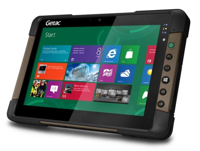 Защищенный Windows-планшет (3 фото)