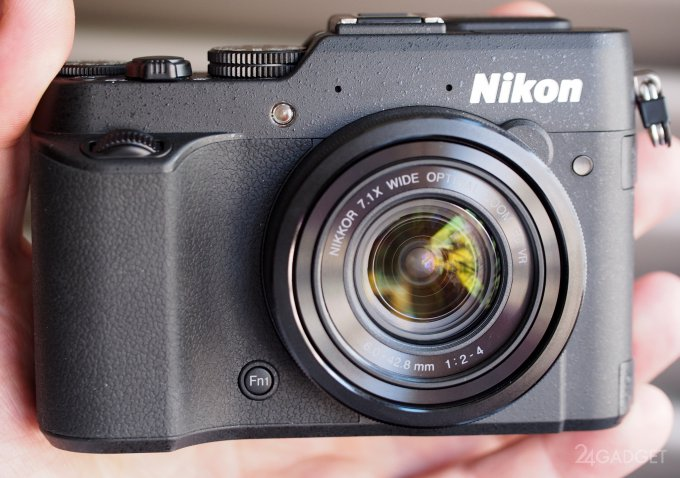 Обзор Nikon Coolpix P7800 - компактной камеры для широкого круга задач
